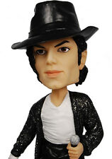 Odash Michael Jackson Bobble Head MJ The King of Pop Wobbler Bad 2009 New In Box