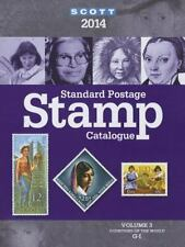 Scott Standard Postage Stamp Catalogue 2014: Countries of the World G--ExLibrary