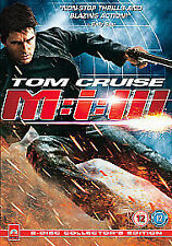 Mission Impossible 3 (2 Disc Collectors Edition) [DVD], in Good Condition, Jonat