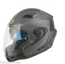 CASCO MODULARE AIROH EXECUTIVE ANTRACITE MATT FLIP UP HELMET HELMET BMW KTM XL