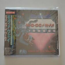 (UFO) MOGG/WAY - EDGE OF THE WORLD - 1997 JAPAN CD