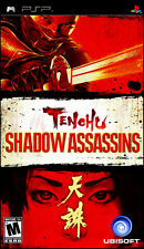 Tenchu Shadow Assassins PSP New Sony PSP