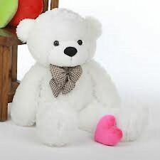 3 feet,Teddy bear,giant,big,animal,love,gift,birthday,for kids,Soft valentine,