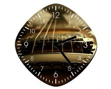 Electric Guitar - Wall Clock
