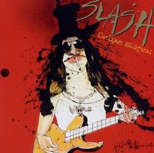 "Slash ""Slash (Deluxe Edition)"" CD + DVD NUOVO"