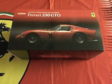 NEW 1:18 Kyosho Ferrari 250 GTO Street Version RED