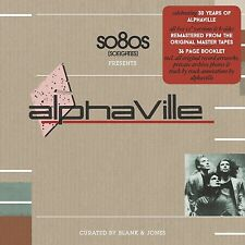 ALPHAVILLE - SO8OS PRESENTS ALPHAVILLE-CURATED BY BLANK & JONES 2 CD NEU