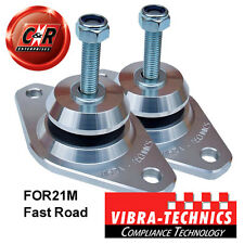 2 x Ford Escort Cosworth 4X4 Vibra Technics Engine Mounts - Fast Road FOR21M