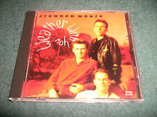 CROWDED HOUSE WEATHER WITH YOU CD SINGLE IMPORT RARE