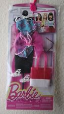 2016 Barbie Complete Look Fashion Pack Swimsuit Shoes Tote & Sunglasses