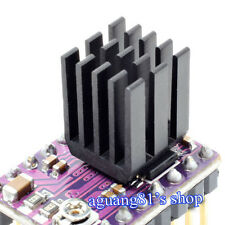 5pcs 9x9x12mm Heat Sink für 3D Printer Ramps DRV8825 A4988 Stepper Motor Driver