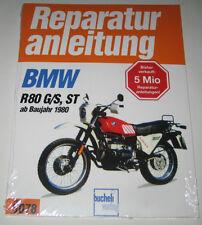 Reparaturanleitung BMW R 80 G/S, ST ab Baujahr 1980