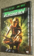 Tarzan and the Lost City (DVD, 1999), NEW & SEALED, WIDESCREEN, REGION 1, RARE!!