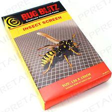 Kit de compensación de ventana de insectos > < Mosca Blanca/pantalla de cortina Bug Mosquito Malla Red Cubierta