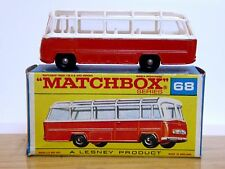 Matchbox Lesney No.68b Mercedes Coach In Type 'F2' Series Box (CODE 10, VN MINT)