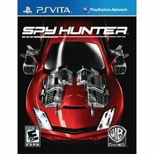 Spy Hunter PlayStation Vita For Ps Vita Racing Very Good 0E