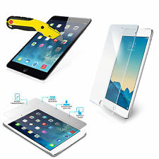 New Premium Tempered Glass Film Screen Protector Guard For Apple iPad Mini 1/2/3