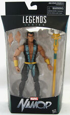 MARVEL LEGENDS Series_NAMOR 6 inch action figure_Walgreens Exclusive_New and MIP