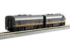 Kato 106-0423 N Scale EMD F7 Freight NP #6012D / 6012C DCC Ready Locomotive