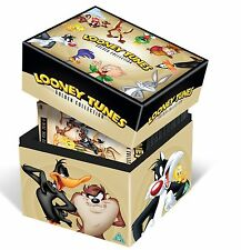 """LOONEY TUNES GOLDEN COLLECTION COMPLETE VOL 1-6 DVD BOX SET 24 DISCS R4 """"SEALED"""""""