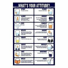 FUN POSTER WHAT'S YOUR ATTITUDE
