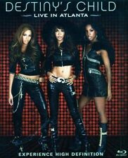 DESTINY'S CHILD: LIVE IN ATLANTA (Blu-ray Disc) NEU+OVP