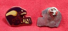 Lot Of 180 Minnesota Vikings NFL Helmet Lapel Pin Tie Tac Hat Pin
