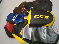 CUSTOM REAR SEAT COVER  GSX1000R SUZUKI 2003/2004