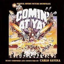 Carlo Savina: Comin At Ya!  (New/Sealed CD)