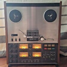 TEAC A-3340S Reel to Reel 4 channel Tape Machine