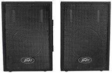"(2) Peavey PVi10 Two 10"" 100 Watt 2-Way Pro Audio Live Speaker System (Pair)"