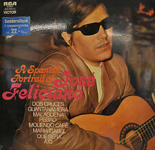 "A SPANISH PORTRAIT OF JOSE FELICIANO - 2 LP 12"" (R720)"