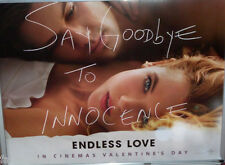Cinema Poster: ENDLESS LOVE 2014 (Advance Quad) Gabriella Wilde Alex Pettyfer