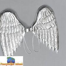 FAIRYTALE SHINY CHRISTMAS ANGEL WINGS - fancy dress costume accessory