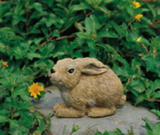 Sitting Brown Rabbit Home or Garden Ornament 1344-00
