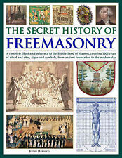 Harwood, Jeremy The Secret History Of Freemasonry Very Good Book