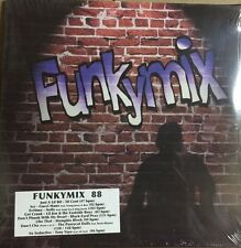 FUNKYMIX 88 LP Nelly Black Eyed Peas Pussy Cat Dolls Gucci Mane Memphis Bleek 50