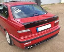 BMW E36 Coupe rear spoiler M3 CSL style DuckTail RocketBunny style