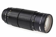 Angenieux 3x70 Zoom 70-210mm f/3.5 3.5 Canon FD Mount France
