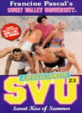 Sweet Kiss of Summer (Sweet Valley University) By Laurie John