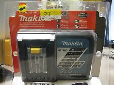 Makita Lithium Ion 18V Battery Charger #DC18RC New in Package Free Shipping!