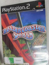rollercoaster world PS2