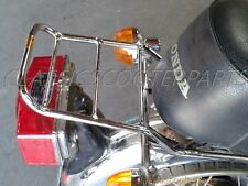Honda CL70 CL50 rear luggage rack hand rail grab tail light protector H2740