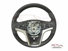 Chevrolet Camaro SS Leather Steering Wheel Red Stitching New OEM