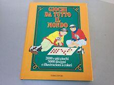 1991#GIOCHI DA TUTTO IL MONDO, Fabbri editori