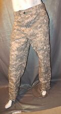 NWOT Military BDU Pants - ACU DIGITAL Army Cargo Fatigue Camo LARGE 35-39 WAIST