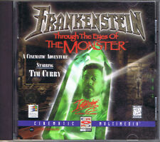 Frankenstein: Through the Eyes of the Monster (PC, 1995, Interplay)