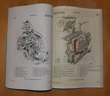 Meteor Engine. Mk 4B. Technical handbook. Technical description. EMER S 542/1.