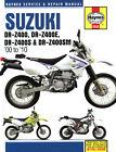 Haynes Service Manual 2933 - Suzuki DRZ400, DRZ400E, DRZ400S, DRZ400SM (00 - 10)