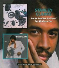 Rocks, Pebbles and Sand/Let Me Know You [Slipcase] by Stanley Clarke (Double...